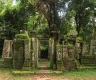 An ancient ruin in Banteay Kdei area